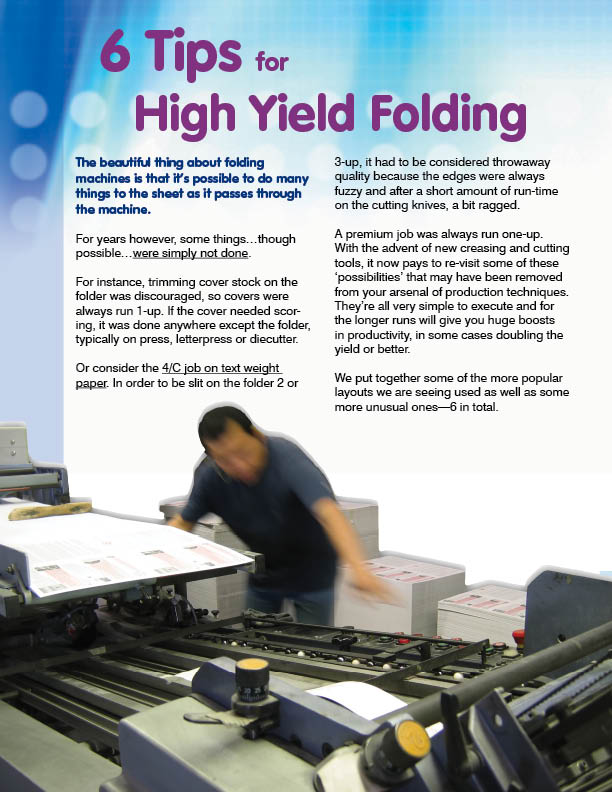 6 Tips High Yield Folding2