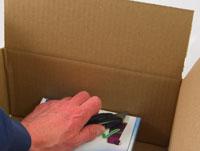Scoring a box