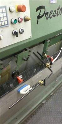 saddle stitcher tip