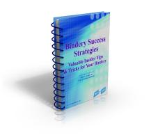 Bindery Success Strategies