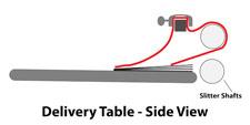 delivery tip setup
