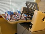 Folding Machine mess