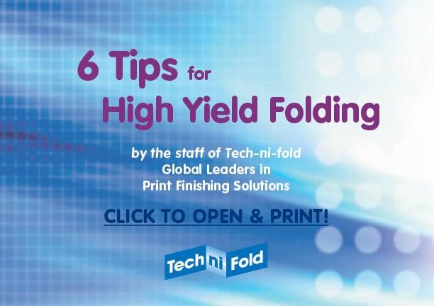 High Yield Folding Header