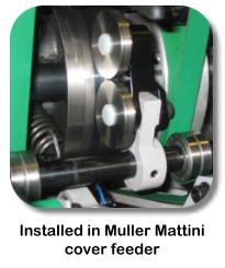 Spine Creaser in Muller Mattini