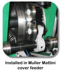 Spine Creaser in Muller Mattini
