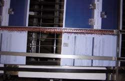 Oblong sheet tip
