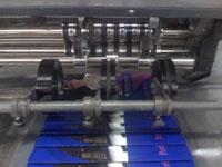 Folding Machine Presser