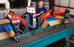 Robots in the Bindery