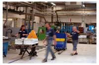 bindery workers