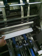 horizon fold roller tip