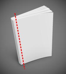 spine trim book diagram225