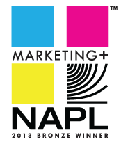NAPL Marketing Plus Winner