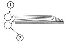 sheet separation pile feeder 225