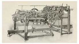 Dexter folding machine 275