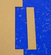 corrugated insert fold plate200