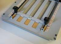 fold plate cardboard insert complete200