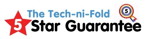 Technifold USA 5 Star Guarantee
