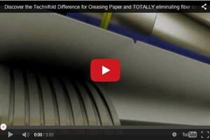 Technifold USA Bindery Videos