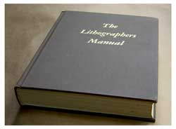 Lithographers-Manual-printing-industry-book